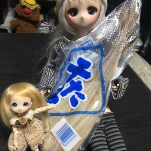 ズラ丸ちゃん 「たらー(^O^)」