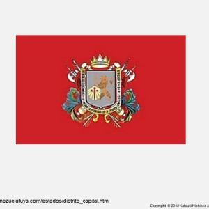 第2回『ベネズエラ州旗に見る不思議2016。』《カラカス連邦首都区》