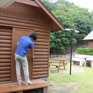 小豆島ふるさと村キャンプ場、この夏!