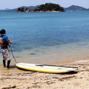 きれいな海で安全に遊ぼう!~小豆島ふるさと村