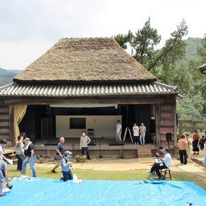 中山農村歌舞伎舞台の夏~2019