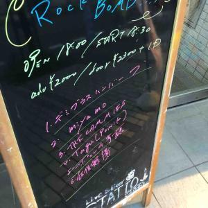 武蔵境statto「Rock Bomb」
