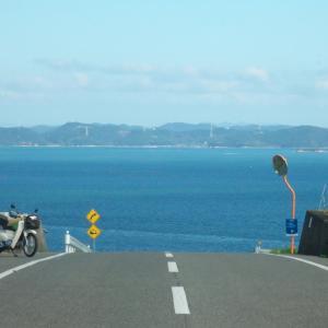 瀬戸内離島紀行 豊島最高峰檀山をバイクで登頂&ちょっと小豆島ツーリング