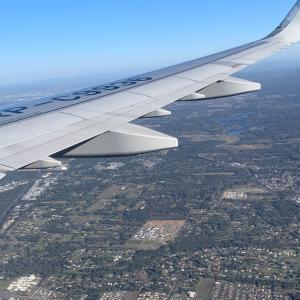 フィリピン航空でオーストラリアのゴールドコーストへ
