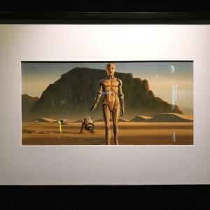 ラルフ・マクォーリーの絵から始まる~STAR WARS IDENTITIESの展示から~