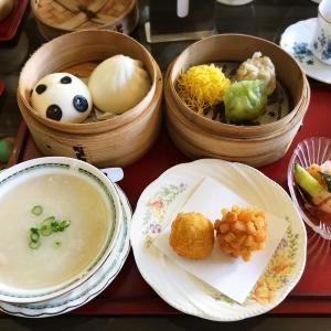 気の合う仲間と中華でランチ~シャンデリア飲茶さん~