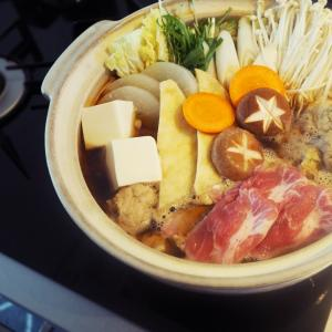 季節料理「門」さんのちゃんこ鍋