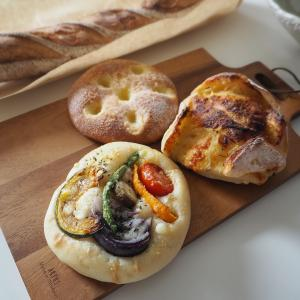 トレマタン ブーランジェリーのパンをランチに