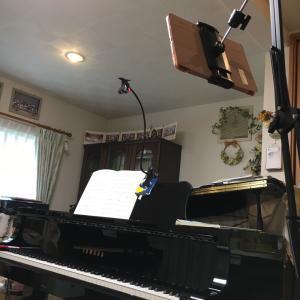 【動画】ショパンスケルツォ2番♪練習と気合いが足りず途中まで〜♪
