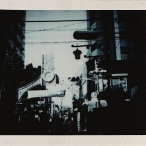 【チェキフィルムプリンター プリントス】VQ1015 R2で撮ったモノクロ写真をプリント【チェキフィルム】