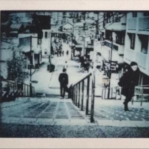 【チェキフィルムプリンター プリントス】Olympus Image Paletteで画像加工した谷中銀座をプリント【チェキフィルム】