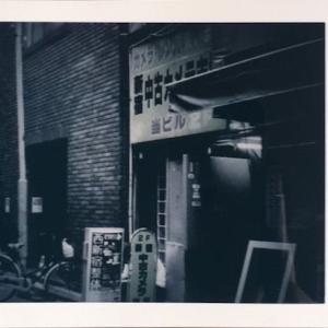 【チェキフィルムプリンター プリントス】チェキのモノクロフィルム INSTAX MINI MONOCHROME でプリントしてみた【チェキフィルム】