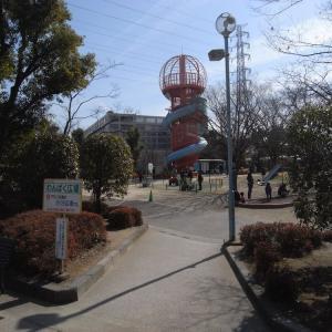 【Caplio GX100】川口市立グリーンセンターのわんぱく広場