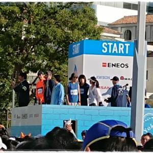 11月10日 横浜マラソン 完走