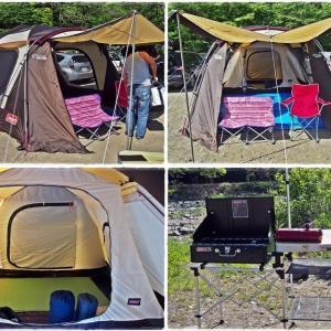 【振返り】初キャンプ