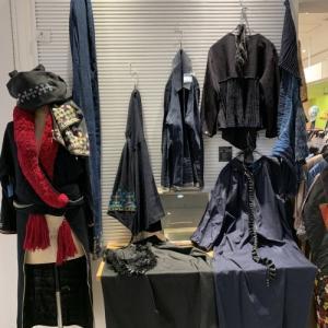 classic & modern  物語を秘めた服*bag*accessory展。
