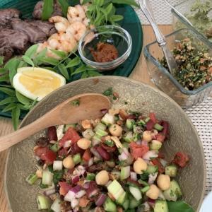 モロッコ アフリカ料理(^^) 作ってみました!