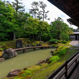 夏の庭(建仁寺・霊洞院)