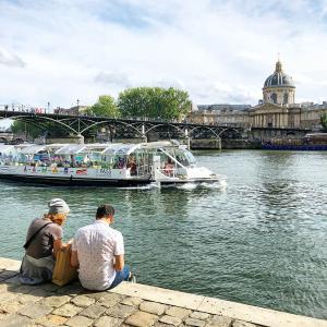 パリに夏が還ってきた!