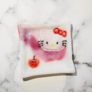 ◇キティちゃん小皿◇