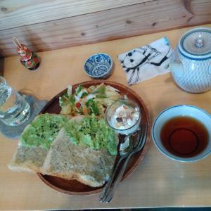 Lys Vegetar Stue 光の食堂
