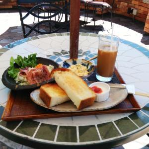 スペイン石窯 パンの家 ボノス(平日限定モーニング)
