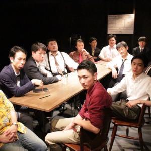 『十二人の怒れる男』全公演終演!