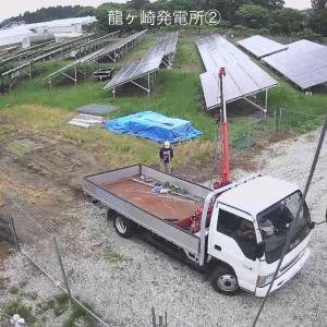 作業の下準備!資材置き場を作ろう♪(^^)/