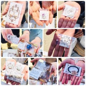 【8/10.11.12】Chu2-Stone … 天然石アクセサリー・手作りスライム体験・革細工など