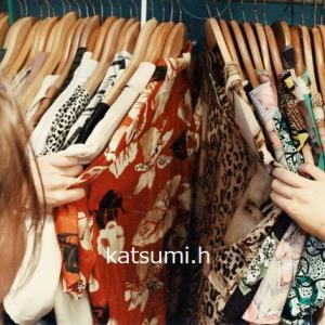 洋服の整理で部屋着の考え方