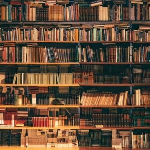 本は巨大な収納場所で永遠に読める