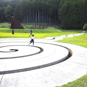 アートにも触れられる公園でリフレッシュ♪奈良県宇陀市『室生山上公園 芸術の森』