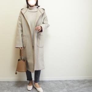 ツボすぎたコート♡ / 久しぶりに買ったユニクロデニム