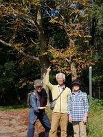 山歩クラブのお散歩会でICUへ