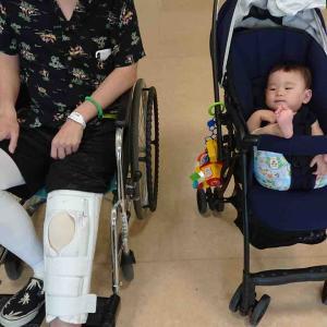 前十字靭帯の手術から復活したで御座候!