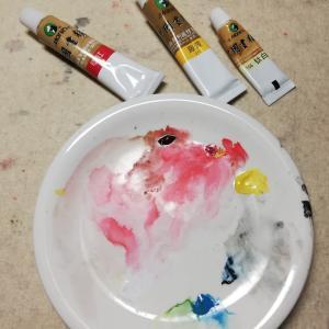 色を使う楽しみ