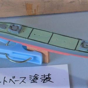 1/700 海上自衛隊 初代護衛艦「むらさめ」(船体塗装)
