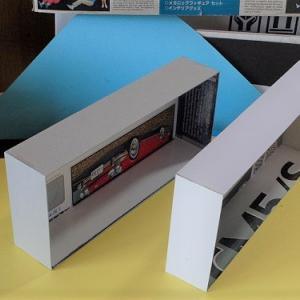 HO鉄道模型保管箱を作る。 2.(組み立て)
