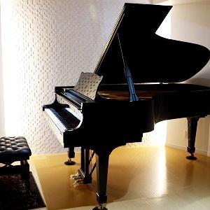 ボナールピアノ教室は、レッスン室3部屋+サロンがあります