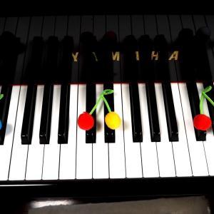 3歳から始める♪マンツーマンピアノレッスン