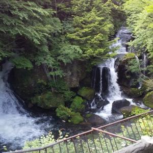 竜頭の滝 2020 夏