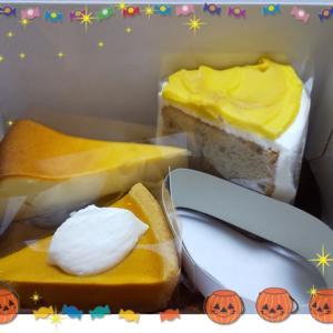 スタバのケーキ