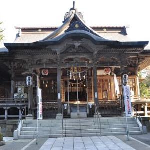 悠久の蒼柴神社