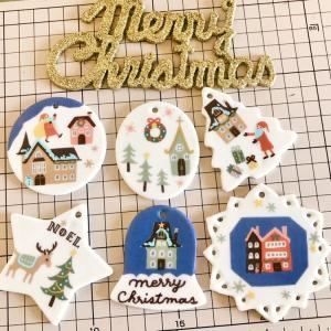 ★ クリスマスのオーナメント ★