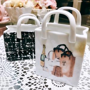 素敵なポーセラーツ作品&台湾土産*・ .。.:*・゜゚・*