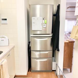 掃除の手順レクチャー*冷蔵庫まわりの掃除をしました