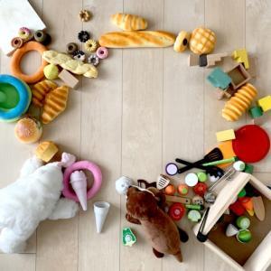 ありとあらゆるおもちゃが床に広がって、無気力になってしまったら