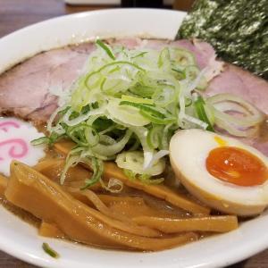 【2019年107杯目】自家製熟成麺 吉岡(田端)・初訪問