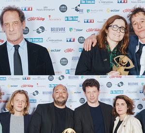 フランス映画トロフィー2020