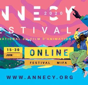 アヌシー国際アニメーションフェスティバル2020(オンライン) ラインナップ